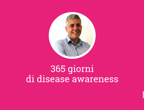 3 minuti di Engage – 365 giorni di disease awareness