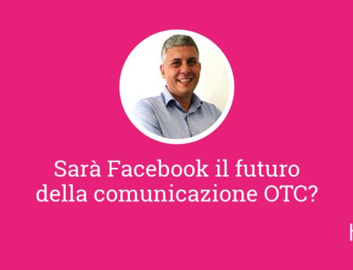 3 minuti di Engage – Sarà Facebook il futuro della comunicazione OTC?