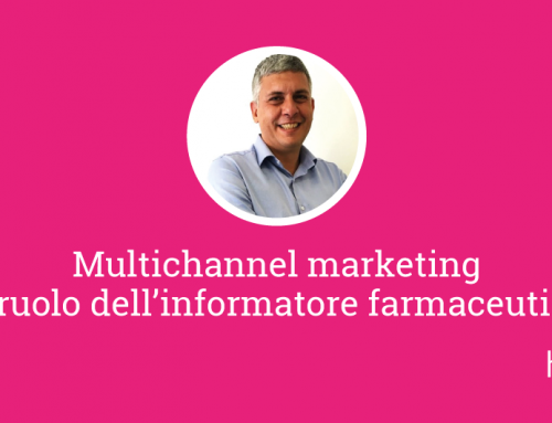 3 minuti di Engage – Multichannel marketing farmaceutico: Il ruolo dell'informatore farmaceutico