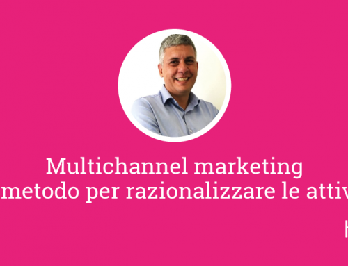 3 minuti di Engage – Multichannel marketing farmaceutico: un metodo per razionalizzare le attività